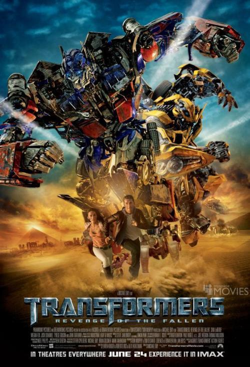 Transformers2OneSheet